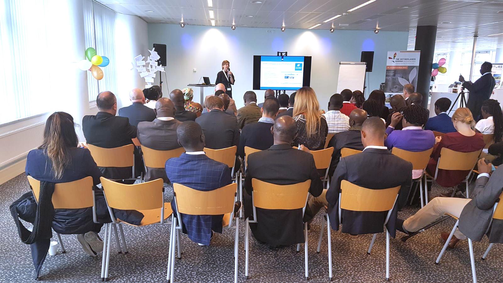 Netherlands Ghana Business Fair 2017