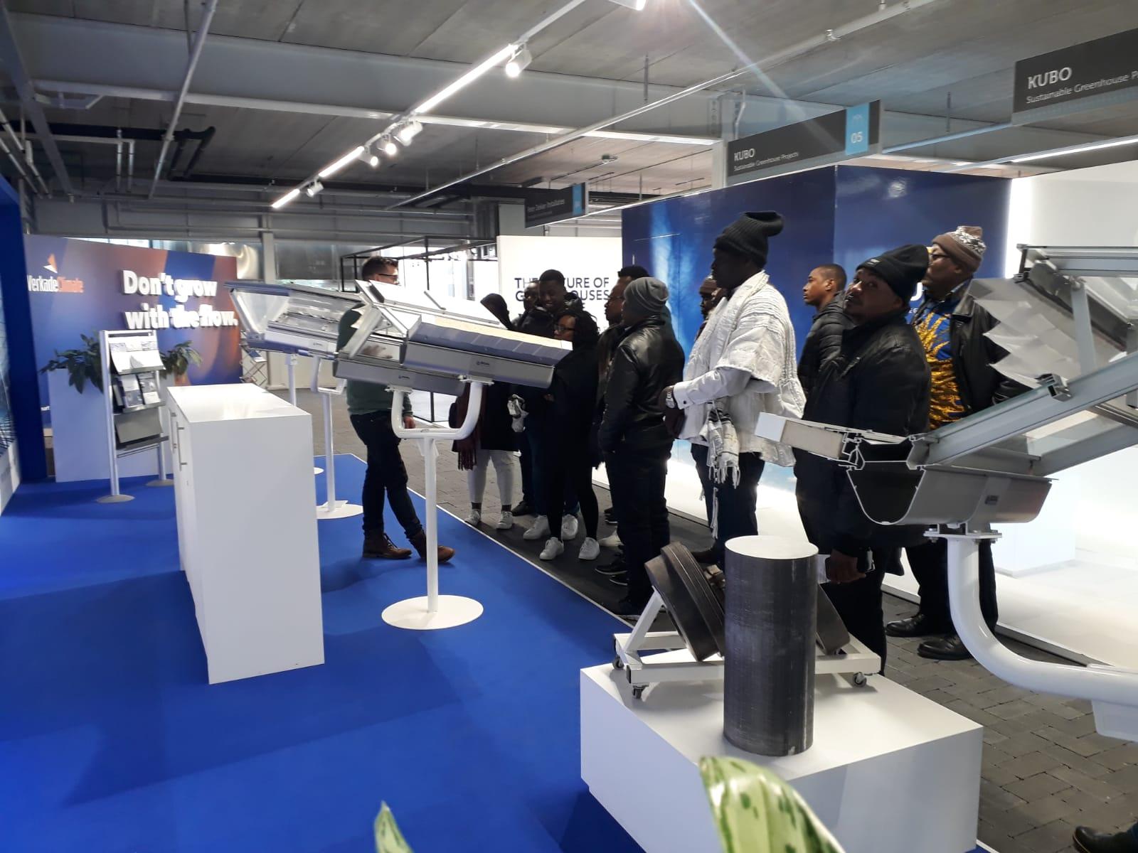 Netherlands-Ghana Business Fair Company Round Trip