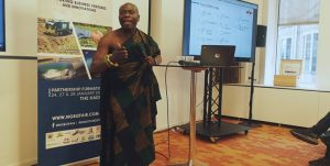 Ghana entrepreneurs spark international partnerships in The Hague